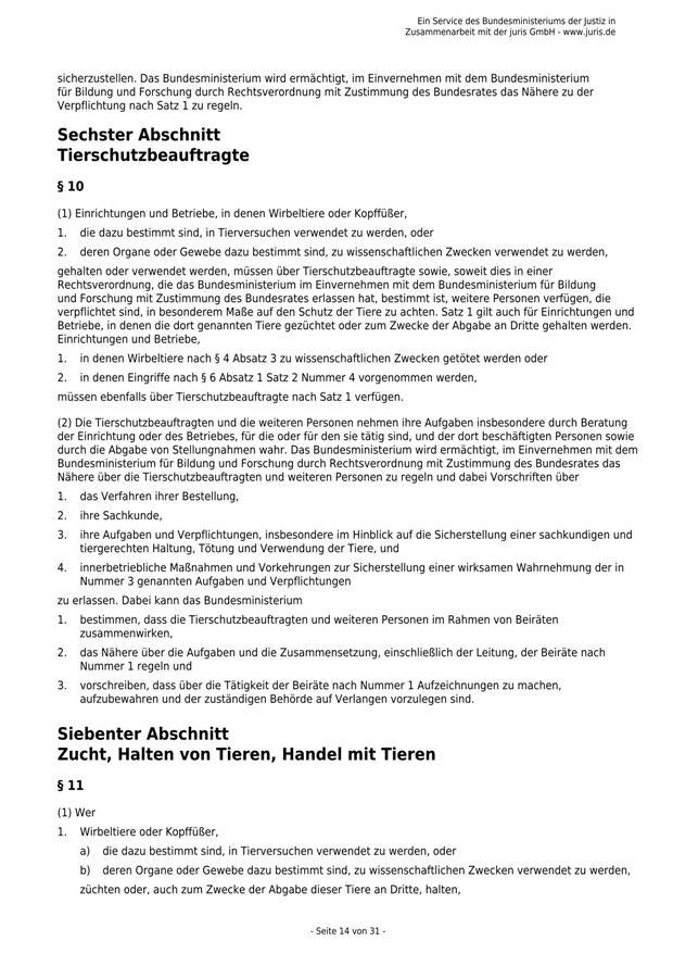 Das neue TierSchG - v.7.8.2013_14 - kl.