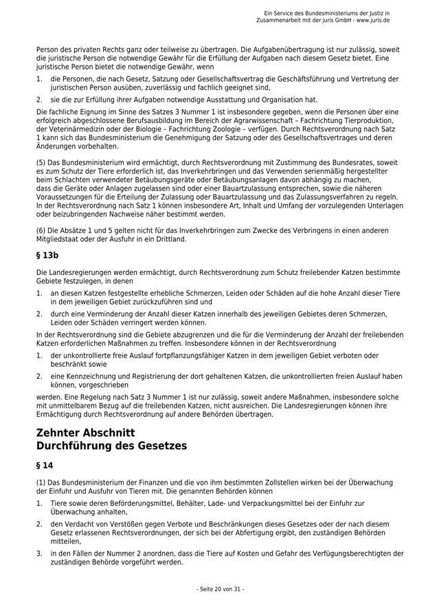 Das neue TierSchG - v.7.8.2013_20 - kl.