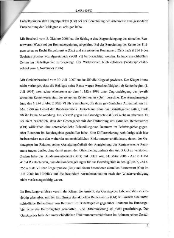Urteil des LSG vom 25.01.2011 - Harald - Ost-West-Rente_Seite_03 - kl.