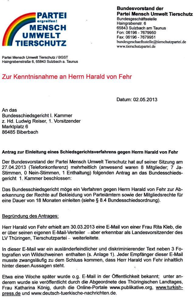 Antrag zur Einleitung eines Schiedsgerichtsverfahrens v. 02.05.2013_01 - kl.