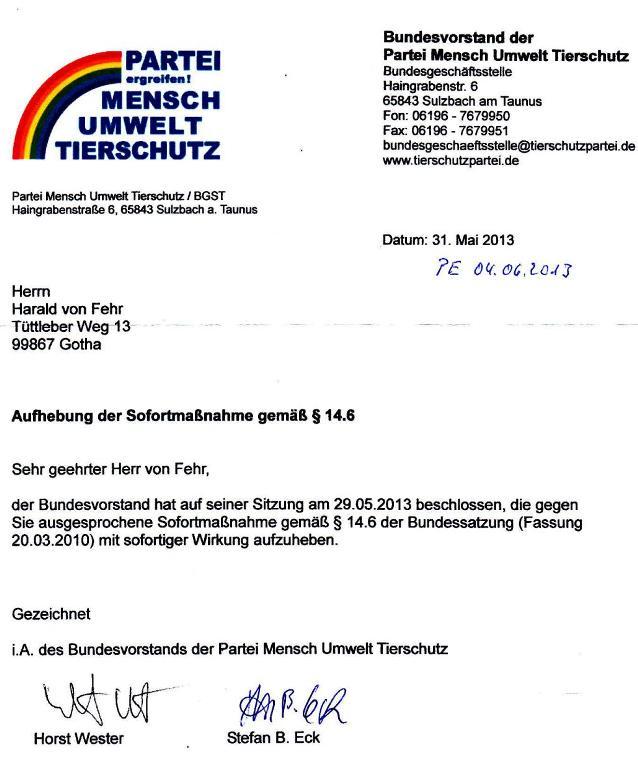 Aufhebung der Sofortmaßnahme gem. § 14.6 v. 31.05.2013_01 - kl.