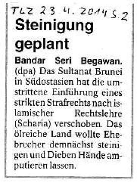 Steinigung geplant - TLZ v.23.04.2014_01