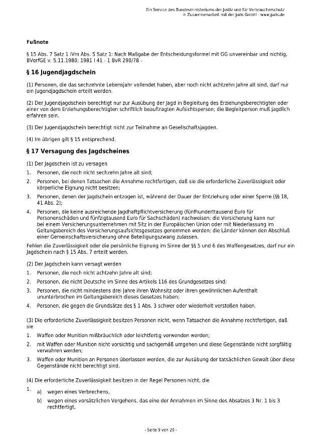 Bundesjagdgesetz v. 29.05.2013_09 - kl.