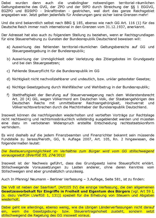 grundgesetz artikel 20 absatz 4 erklärung