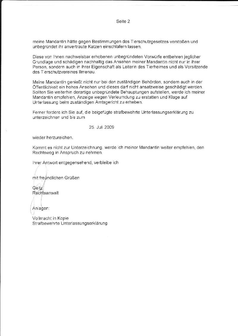 Schr. v. RA Geitz v. 16.07.2009-002 - kl.