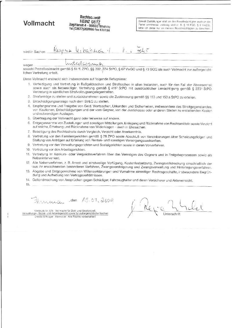 Schr. v. RA Geitz v. 16.07.2009-004 - kl.
