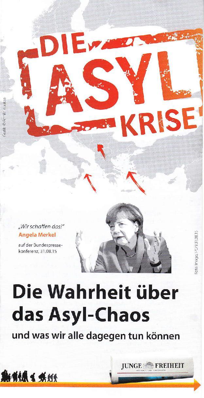 Die Asyl-Krise dargestellt v.d. JF am 31.08.2015-001
