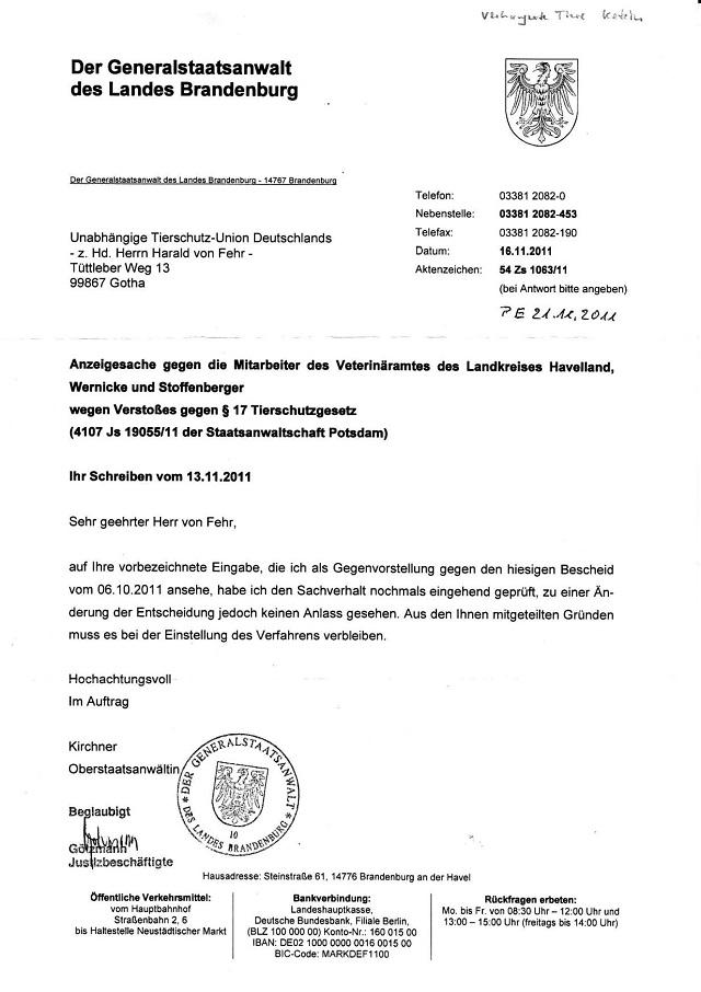 Beschwerdeabw. d. GStA Brandenburg v. 16.11.2011_01.jpg-kl.