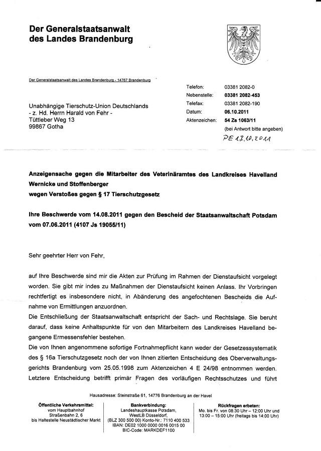 Beschwerdeverw. d. GStA Brandenburg v. 06.10.2011_01.jpg- kl.