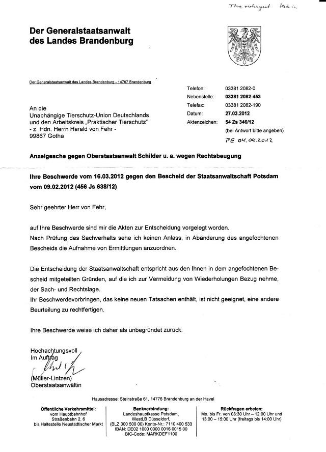 Beschwerdeverweigerung d. GStA Brandenburg v. 27.03.2012_01.jpg -kl.