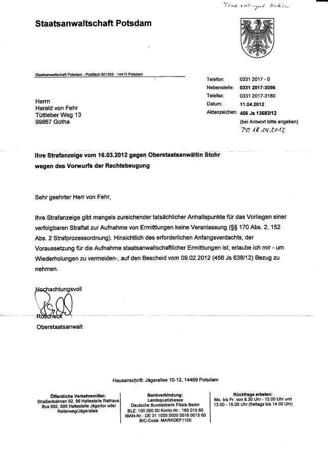 Ermittlungsverweigerung d. StA Potsdam v. 11.04.2012_01.jpg - kl.
